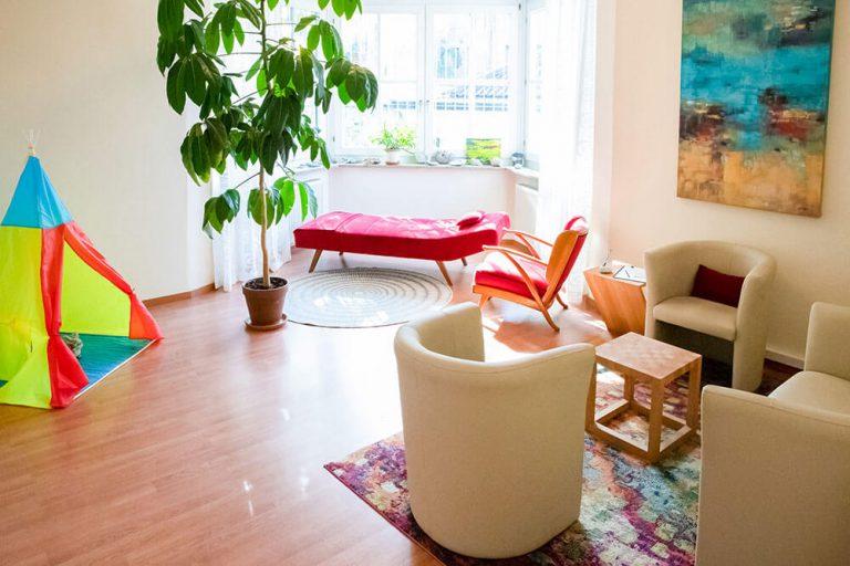Psychotherapie Praxis Asadi - Impressionen aus meiner Praxis